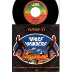 Player: Space Invaders/A Menacing Glow In The Sky – 1979 – GERMANY.