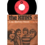The Kings: Lola/Berkley Mews – 1970 – DENMARK.