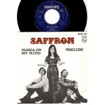 Saffron: Maria On My Mind / Prelude – 1973 – NORGE.