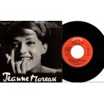 Jeanne Moreau: Chante Cyrus Bassiak/Eembrasse Moi – EP - 1964 - FRANCE.