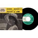 """Jeanne Moreau: Chante """"Le-Tourbillon"""" Du Film Jules Et Jim – 1962 – FRANCE."""