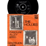 The Hollies: Gasoline Alley Bred/Dandelion Wine - 1970 – DENMARK.