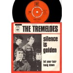 The Tremeloes: Silence Is Golden/Let Your Hair Hang Down – 1967 – NORGE/