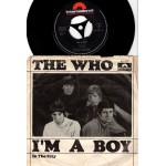 The Who: I´m A Boy/In The City – 1966 – GERMANY.