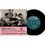 The Vipers Skiffle Group: Skiffle Music (NO 2) – EP – 1957 – ENGLAND.