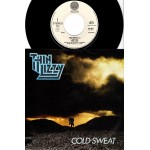 Thin Lizzy: Cold Sweat/Bad Habits – 1983 – HOLLAND.