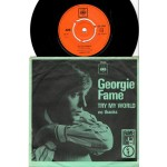 Georgie Fame: Try My World/No Thanks - 1967 – NORGE.
