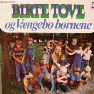 Birte Tove og Vængebo Børnene – 1980 – DENMARK.
