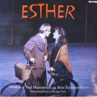 Bent Fabricius-Bjerre og Paul Hammerich: Esther – 2LP - 1989 – DENMARK.