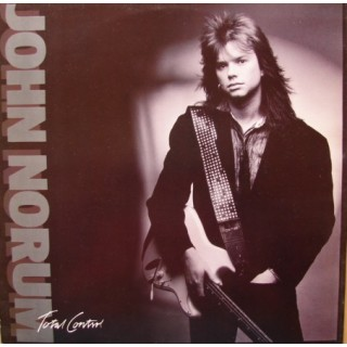 John Norum: Total Control – 1987 – HOLLAND.