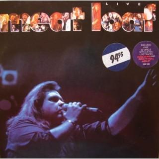 Meat Loaf: Live – 2LP - 1987 – GERMANY.