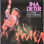 Ina Deter: Das Live-Album – 2LP – 1987 – GERMANY.