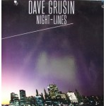 Dave Grusin: Night-Lines – 1984 – JAPAN.