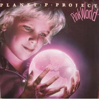 Pink World: Planet Project – 2LP – 1984 – GERMANY.