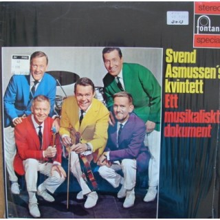 Svend Asmussen Kvintett: Ett Musikaliskt Dokument - ???? – SWEDEN.