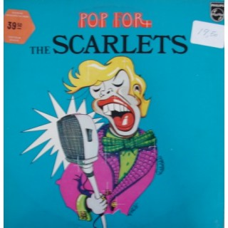 The Scarlets: POP FØR – 1974 – NORGE.