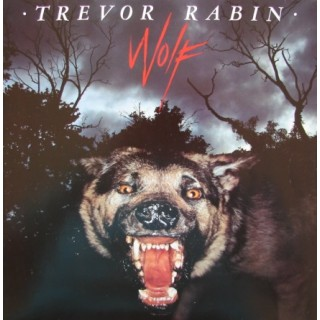 Trevor Rabin: Wolf – 1980 – GERMANY.