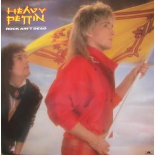 Heavy Pettin: Rock Ain´t Dead – 1985 – GERMANY.