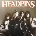 Headpins: Line Of Fire – 1983 – CANADA.