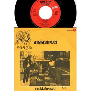Tiger: Mainstreet/Rockin Breeze – 1980 – NORGE.