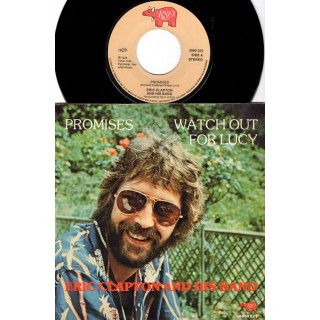 Eric Clapton and His Band: Promises/Watch Out For Lucy – 1978 – NORGE.