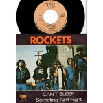 Rockets: Can´t Sleep/Something Ain´t Right – 1979 – NORGE.