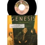 Genesis: Turn It On Again/Behind The Lines part 2 – 1980 – NORGE.