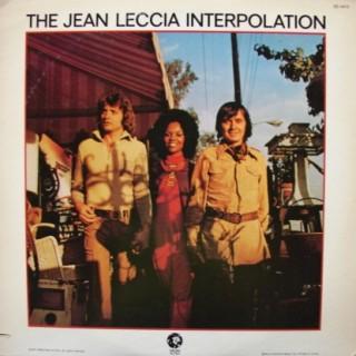 The Jean Leccia Interpolation: S/T – 1972 – USA.