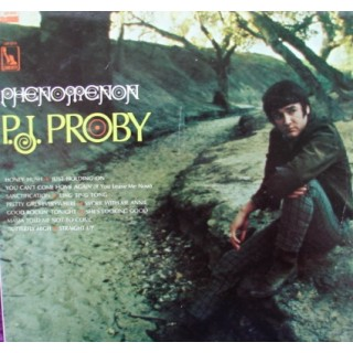 P.J.Proby: Phenomenon – 1967 – USA.
