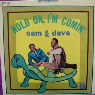 Sam & Dave: Hold On, I´M Comin´ - 1966 – USA.