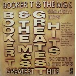 Booker T. & The M.G´s.: Greatest Hits – 1970 – USA.