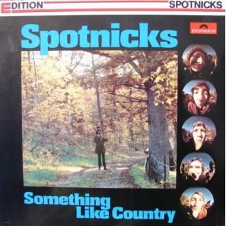 Spotnicks: Something Like Country – 1971 – AUSTRIA.