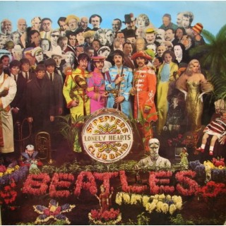 Beatles: Sgt. Pepper´s Lonely Hearts Club Band – 1967 – DENMARK/1.