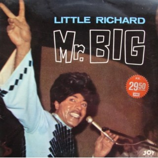 Little Richard: Mr. Big – 1971 – ENGLAND.