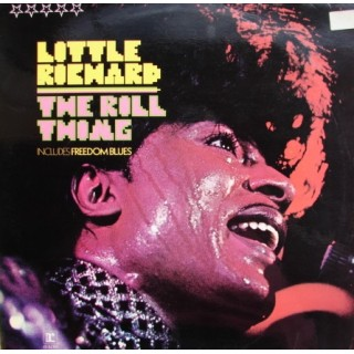 """Little Richard: The """"Rill"""" Thing – 1970 – GERMANY."""