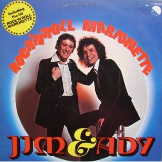 Jim & Ady: Rock ´N´ Roll Marionette – 1977 – DENMARK.