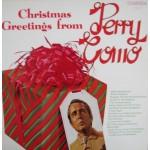 Perro Como: Christmas Greetings From – 1984 – ENGLAND.