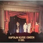 Klyderne: Kaptajn Klyde I Sneen II Del – 2 LP - 1979 – NORGE.