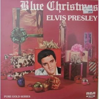 Elvis Presley: Blue Christmas – 1977 – SWEDEN.