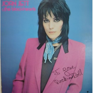 Joan Jett & The Blackhearts: I Love Rock ´N´ Roll – 1981 – NORSK.