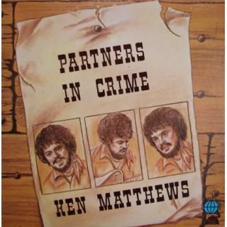 Ken Matthews: Partners In Crime – 1977 – USA.