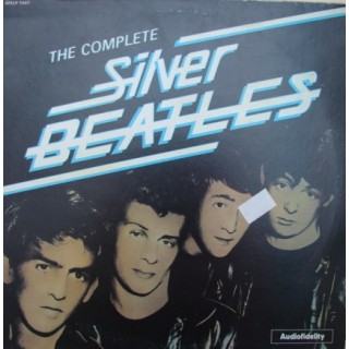 Beatles: The Complete Silver Beatles – 1982 – ENGLAND.
