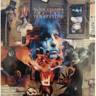 Alice Cooper: The Last Temptation – 1994 – HOLLAND.