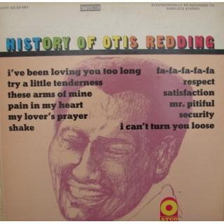 Otis Redding: History of – 1968 – USA.