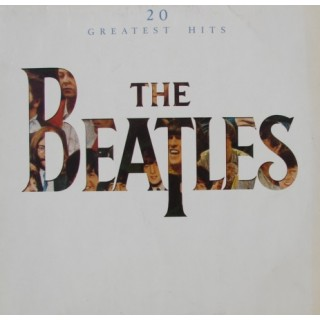 Beatles: 20 Greatest Hits – 1982 – GERMANY.