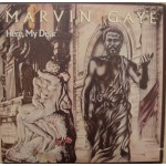 Marvin Gaye: Here, My Dear – 2LP -  1978 – USA.