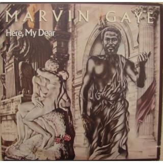 Marvin Gaye: Here, My Dear – 2LP -  1978 – USA.