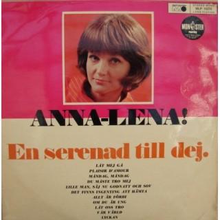 Anna-Lena Löfgren: En Serenad Till Dej – 1967 – SWEDEN.