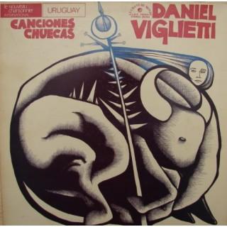 Daniel Viglietti: Canciones Chuecas – 1975 – FRANCE.