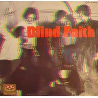 Blind Faith: S/T – 1969 – GERMANY.